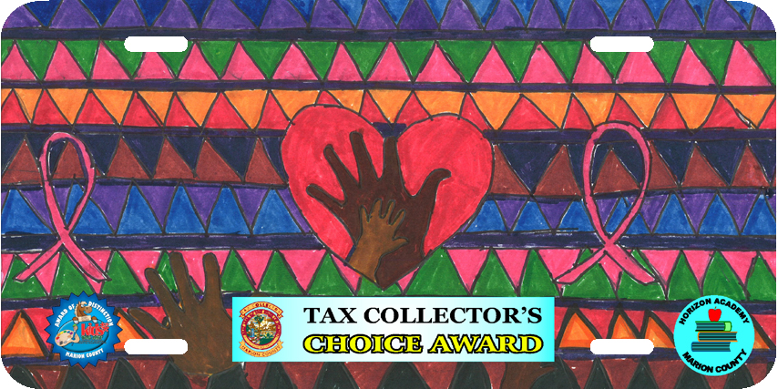 Tax Collector's Choice Award
