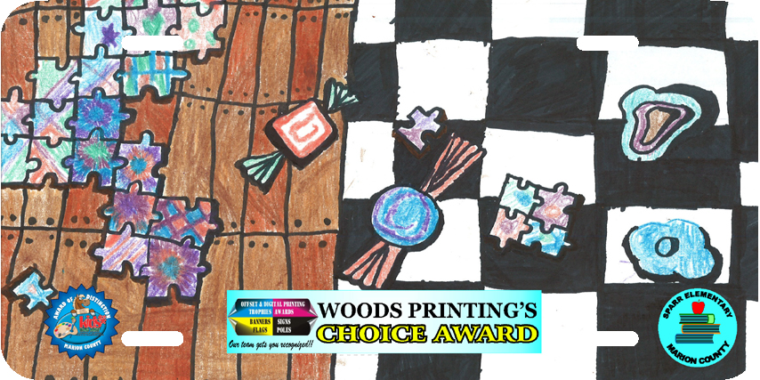 Woods Printing Choice Award